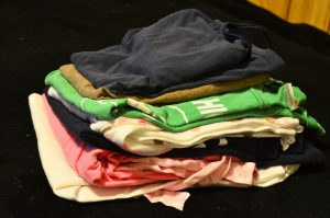 downsize today - clothes