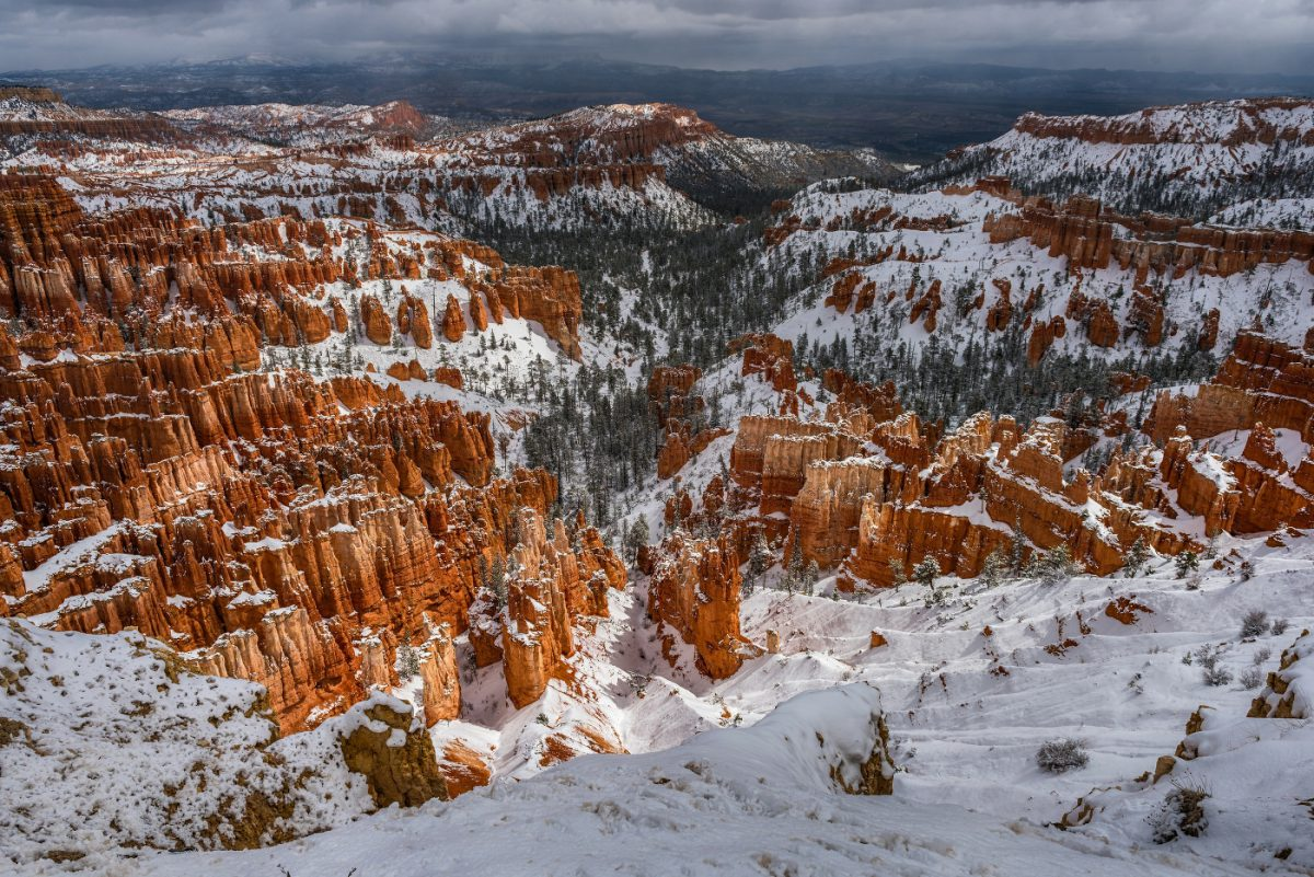 National Parks bryce-canyon