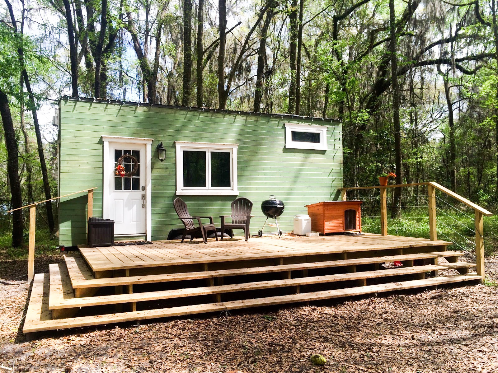 Tiny House Living - Front