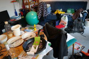 radical ways - clutter