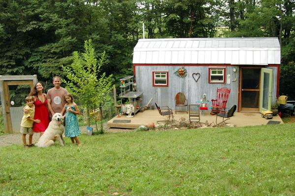 tiny house families - berzins