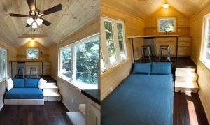 Tiny House Lofts - studio tuck under