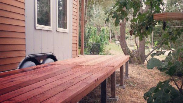 Tiny House Decks - The Tiny Project