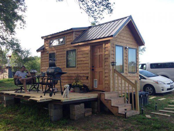 Tiny House Decks - Rocky Mountain Tiny Houses