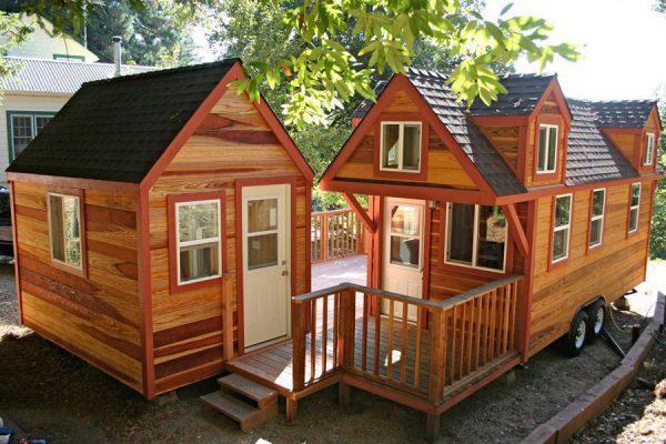 Tiny House Decks - Tiny House Swoon