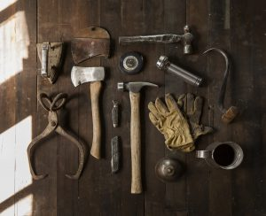 Tiny House Builder - tools