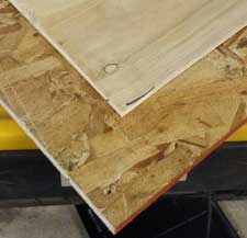 Tiny House SIP Panels - osb-vs-plywood