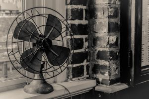 tiny house air conditioner - fan