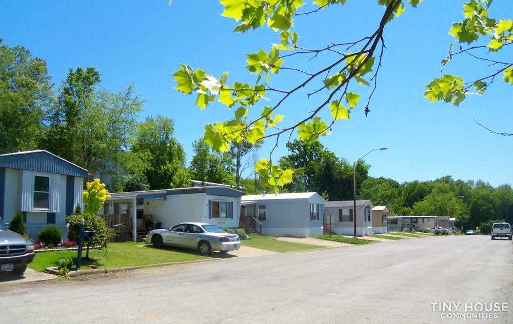 Wheat Hill Mobile Home Community