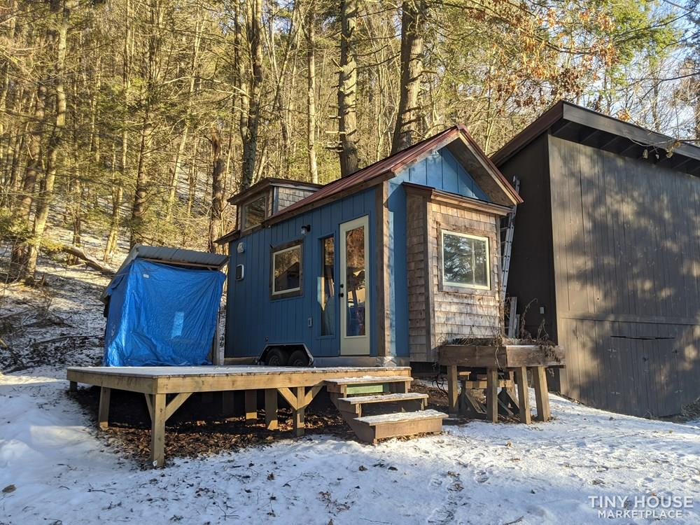 ☀️ 17' New England Inspired Tiny House *Light + Spacious*☀️ 1