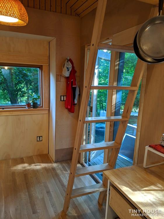 ☀️ 17' New England Inspired Tiny House *Light + Spacious*☀️ 11