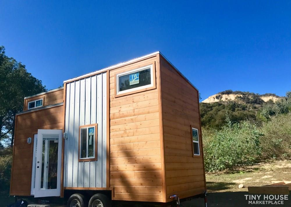 """Alpine Base Model"" Tiny Home"