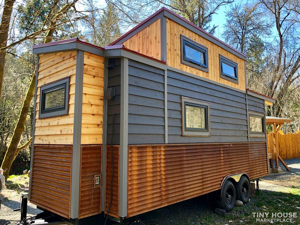 """Wild and Scenic"" Tiny house For Sale"