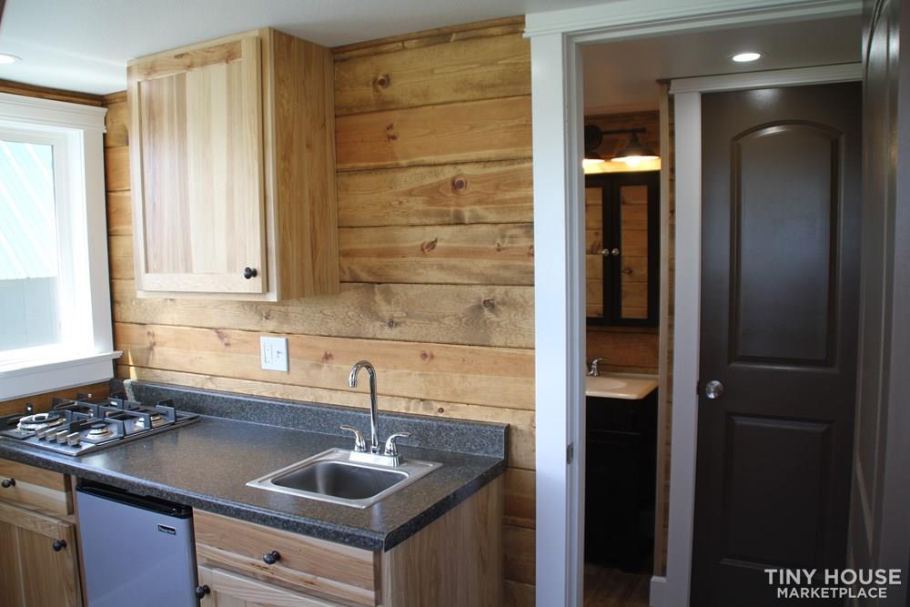 Tiny House For Sale 10x16 Lofted Barn