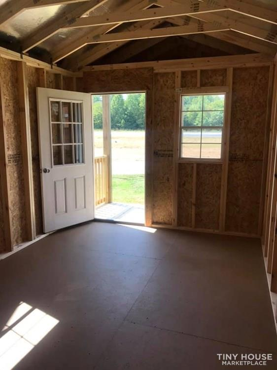 Tiny House For Sale 10x20 Cabin Shell