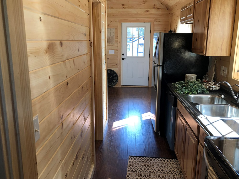 Tiny House for Sale - 12x36 Tiny Home with Modular