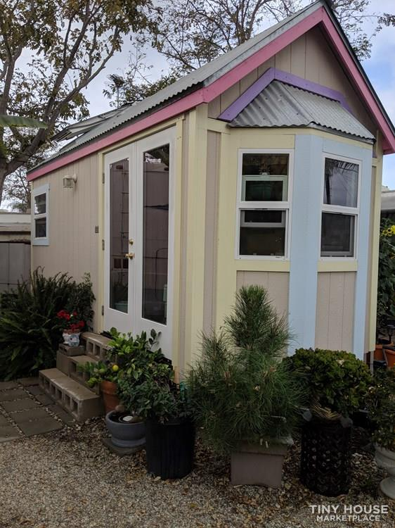 16 Foot Tiny House for Sale 1