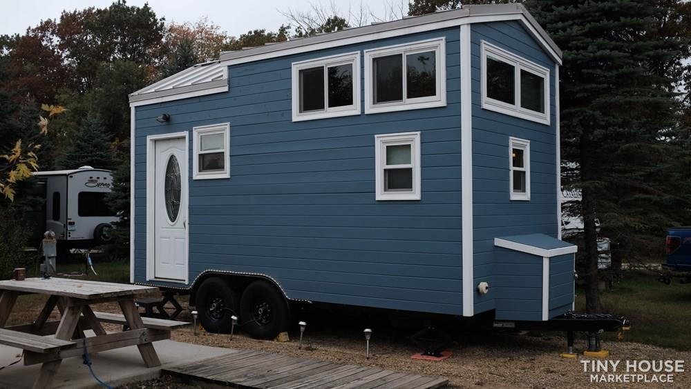 18' Custom Tiny House with Upgrades