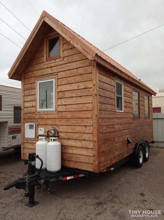 18 foot Tiny House