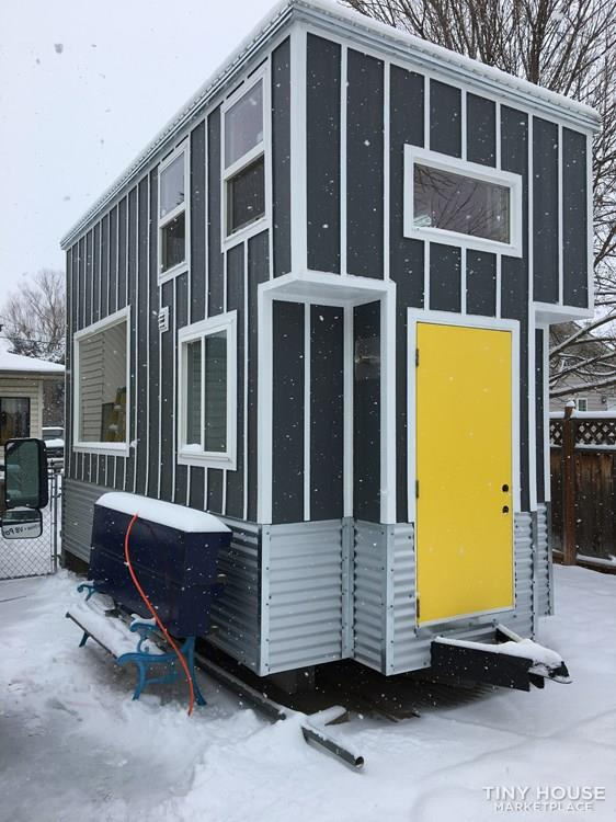18 FT Tiny House  4