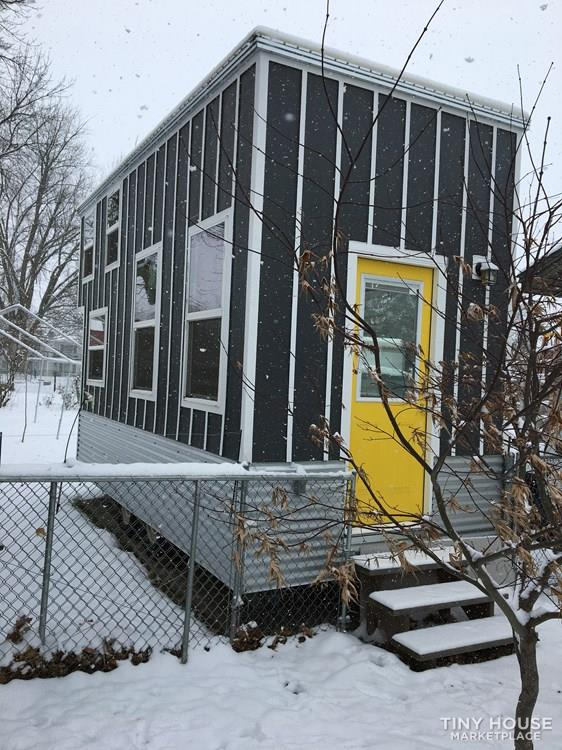 18 FT Tiny House  1