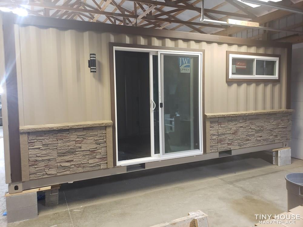 20'  Container Home Brand New Construction