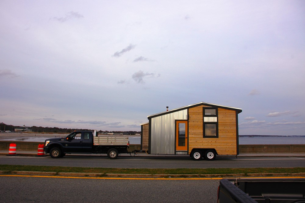 20 ft Modern Tiny Home on Wheels