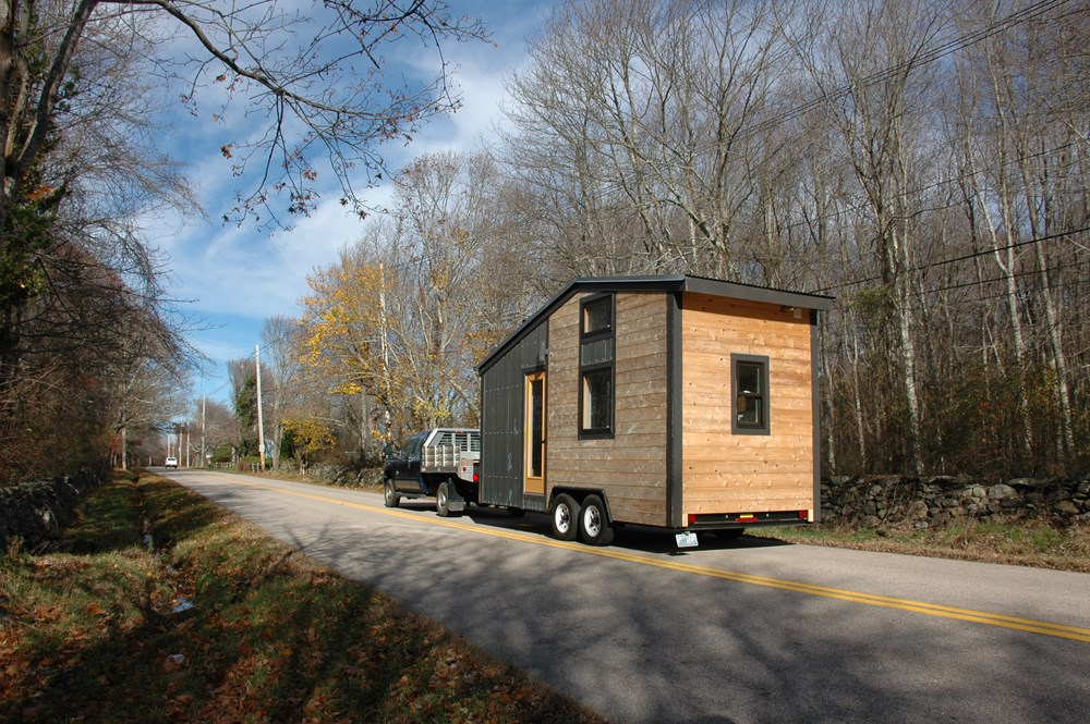 Tiny House For Sale 20 Ft Modern Tiny Home On Wheels