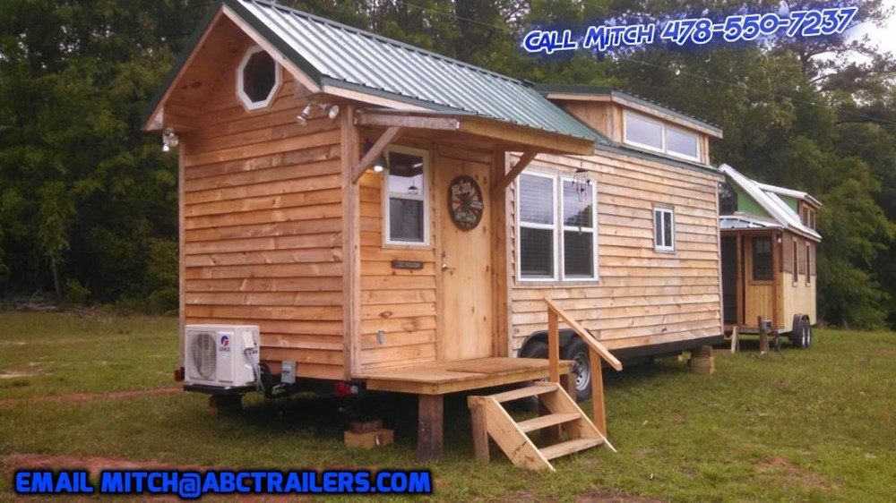 tiny house for sale prebuilt 8 5 x 26 39 336 sq ft tiny. Black Bedroom Furniture Sets. Home Design Ideas