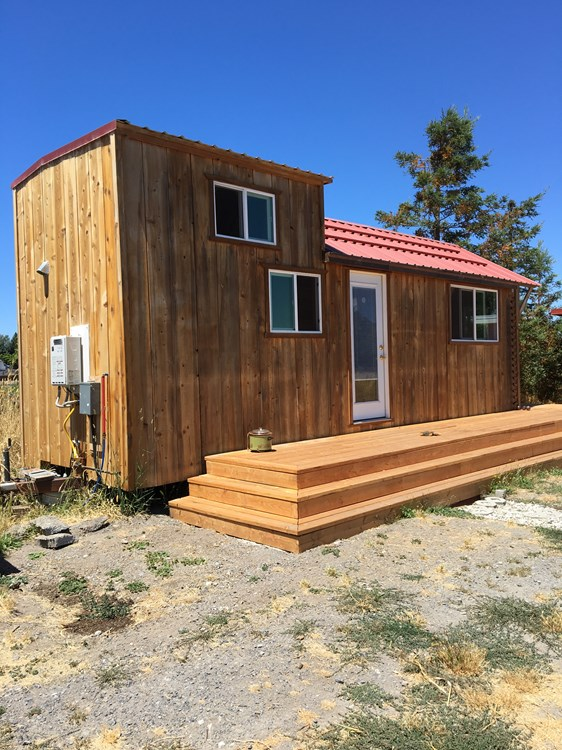 Tiny House For Sale Tiny Home On Trailer For Sale In