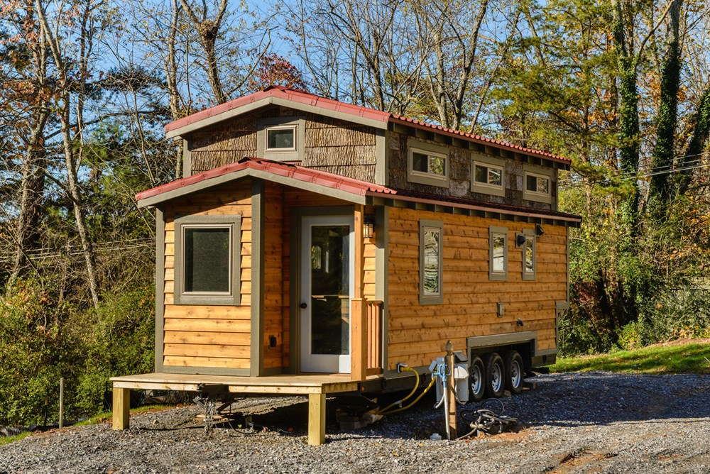Tiny House For Sale Luxury Tiny Home For Sale
