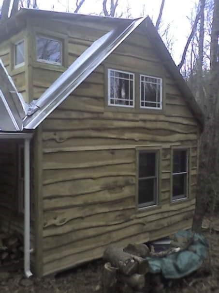 Tiny House for Sale - Adirondack style tiny house on 4.32