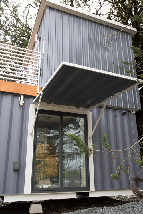 Haus Container tiny house for sale boxed haus shipping container house