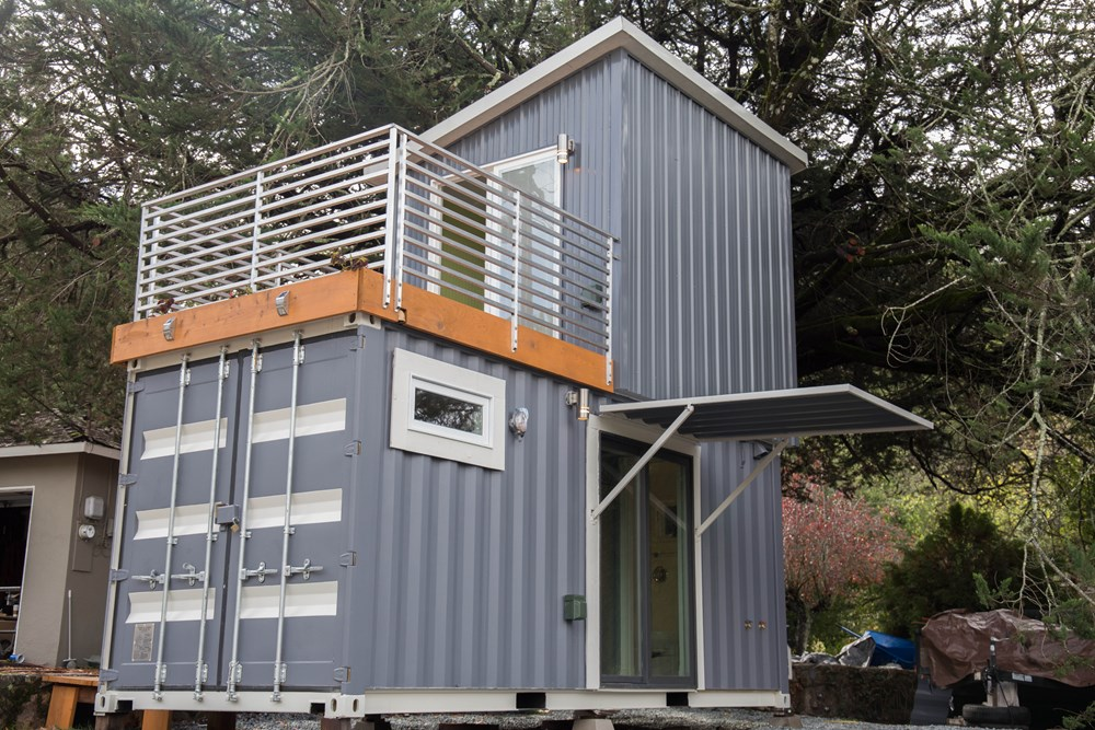 Tiny House For Sale Boxed Haus Shipping Container House