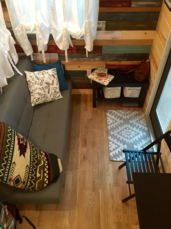 House Details HGTV Tiny House for sale