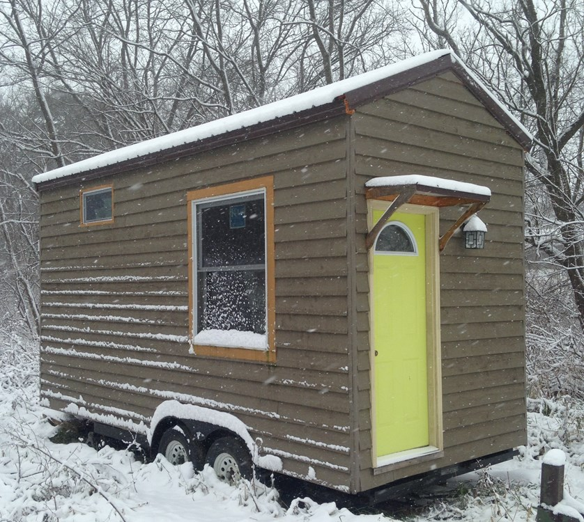 Tiny House For Sale Cute Tiny House Shell In Sw Wisconsin