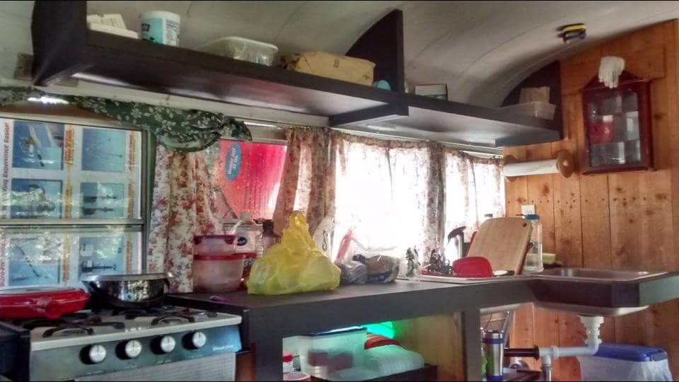 Tiny House for Sale - 40-Foot Skoolie Fully-Loaded/Move-in