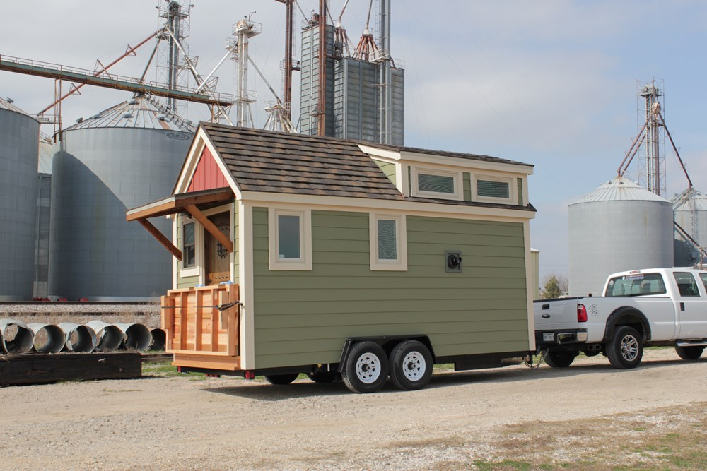 The Stopover- Brand New State of the Art Tiny House 2