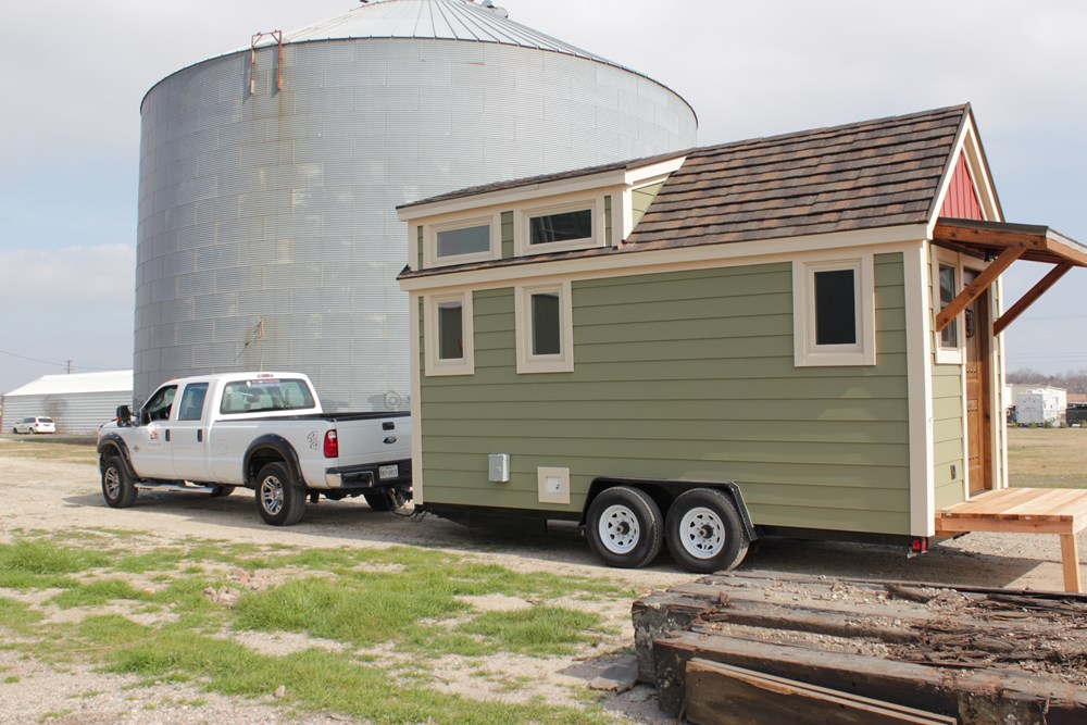 The Stopover- Brand New State of the Art Tiny House 5