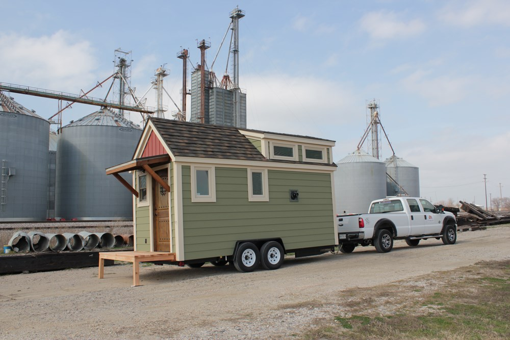 The Stopover- Brand New State of the Art Tiny House 1