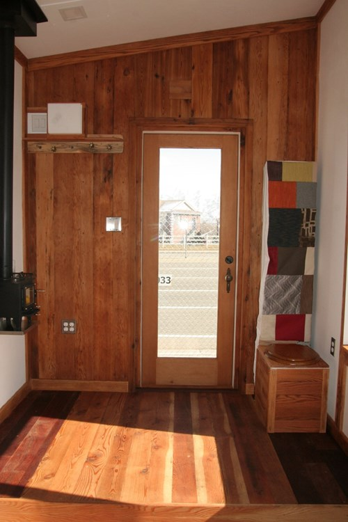 Tiny House For Sale Solar Powered Super Insulated
