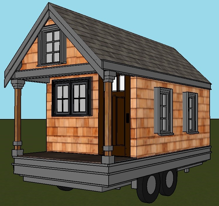 Tiny house for sale x shell price reduced for House shell cost