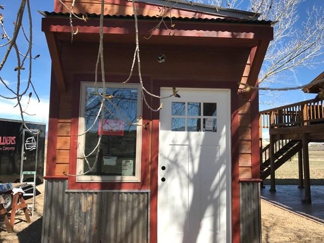 House Details 336 sqft Custom Tiny House for Sale
