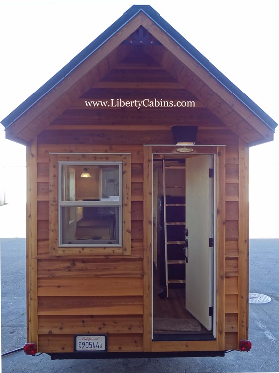Liberty Cabins Certified Tiny House RV