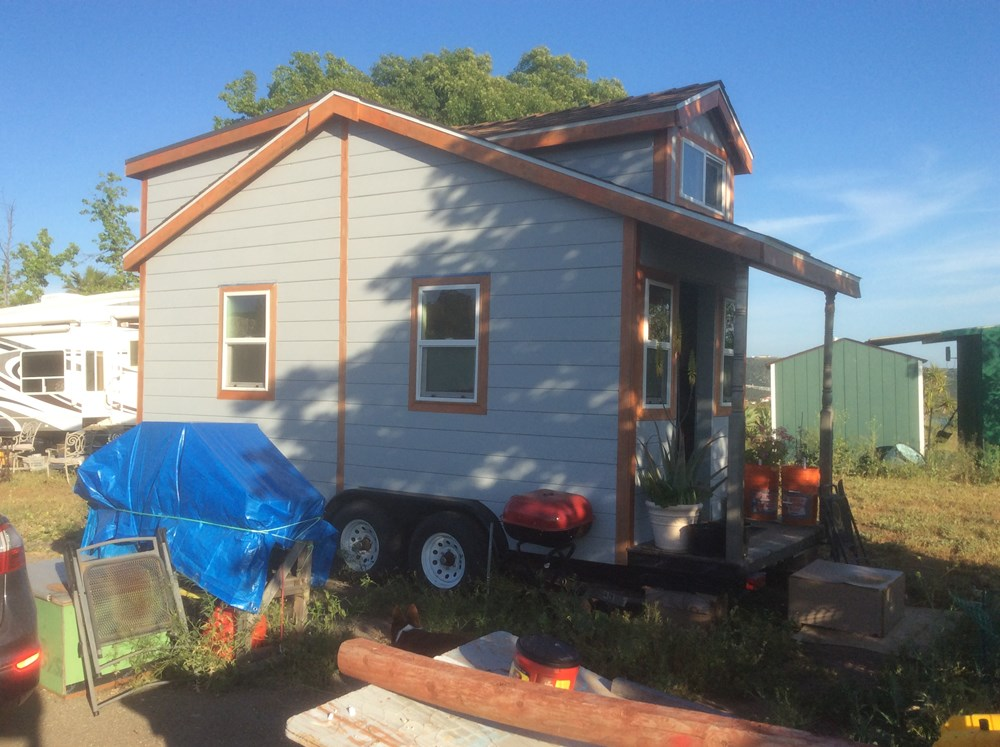 Tiny House For Sale - Tiny House For Sale $16,995 Ramona Ca Also