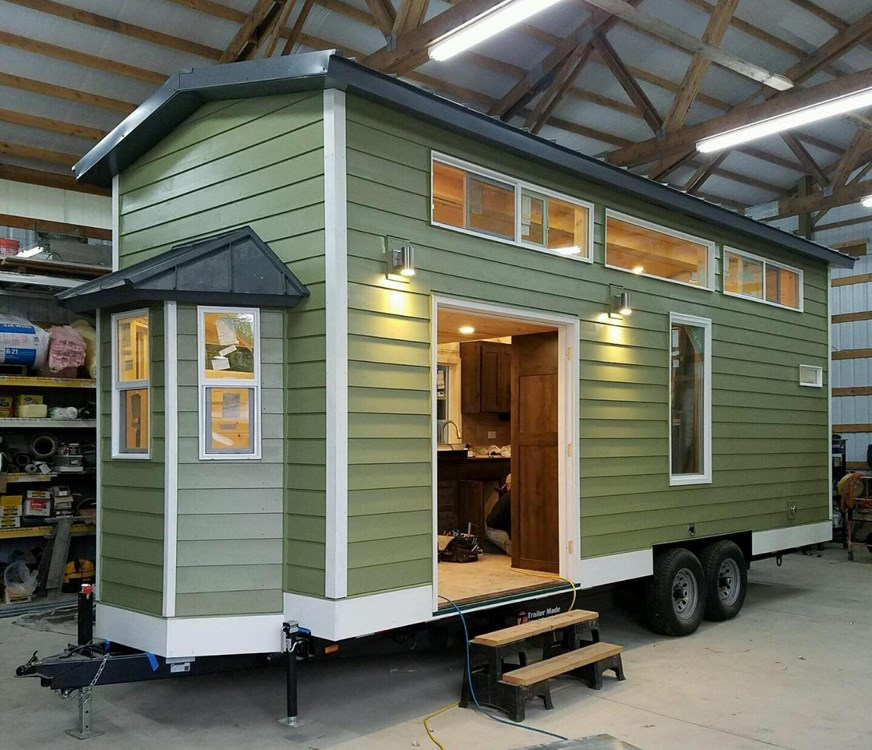 "Tiny House for Sale - ""Cado"" by Thimble Homes"