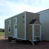 Tiny House For Sale 24 Foot Mid Century Modern