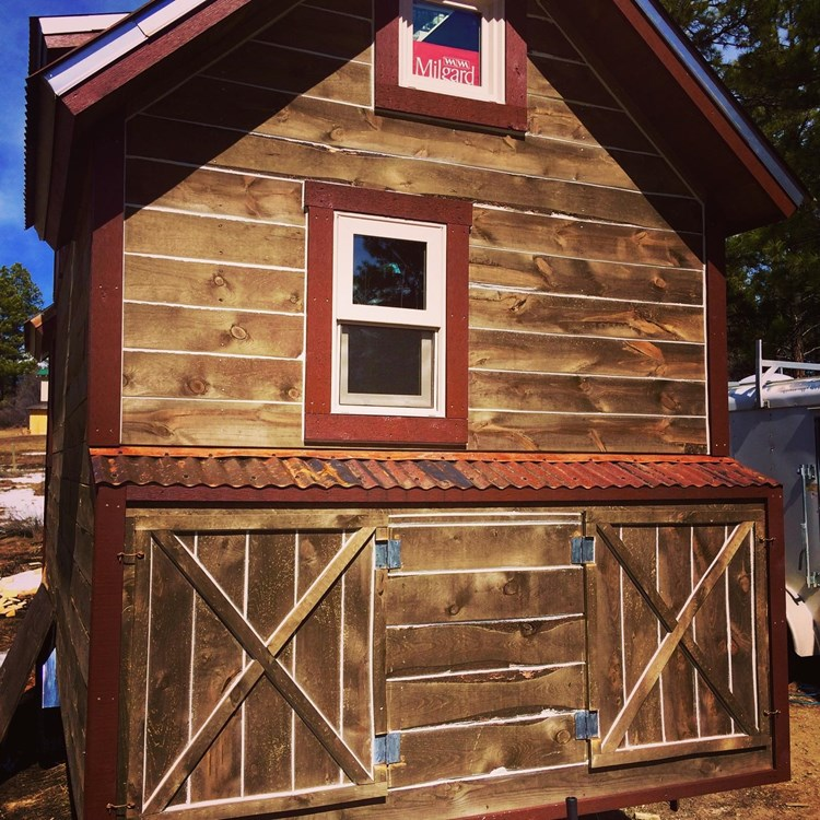 Tiny House For Sale Colorado Tiny House On Wheels By 4