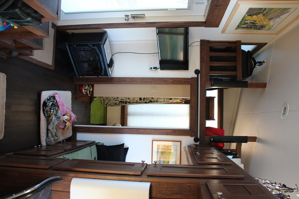 Tiny House For Sale Ecocabins Morrison 28ft Tiny Home On