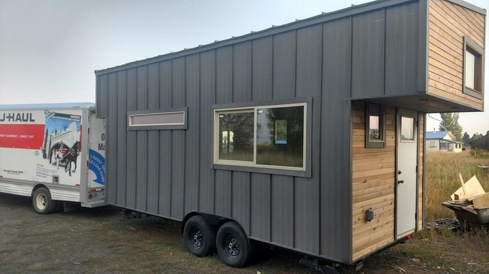 Montana Modern Tiny House
